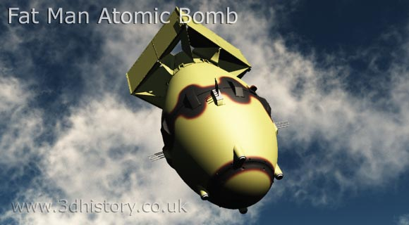 Fat Man was a Plutonium based Atomic bomb.