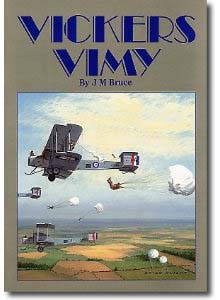 The Vickers Vimy was too late for World War One but proved a success in a variety of roles after the war