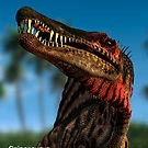 Spinosaurus - Giant carnivore of the Cretaceous