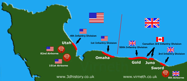 Operation Overlord - World War Two - Operation Overlord